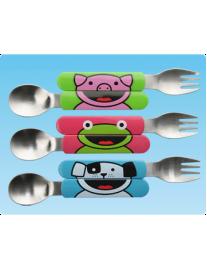 TumTum Tiny 6pc Cutlery Set
