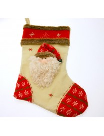 Father Christmas Handmade Christmas Stocking