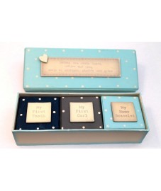 Baby Triple Box Set - Blue