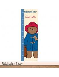Personalised Paddington Bear Height Chart