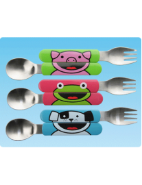 TumTum Tiny 6pc Cutlery Set