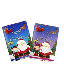 Personalised 'It's Christmas' Story Book