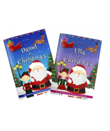 'It's Christmas' Story Book