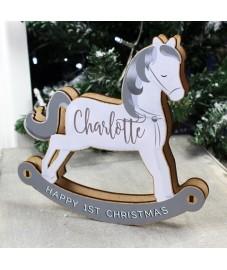 Make Your Own Rocking Horse 3D Decoration Kit