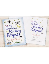 My Book of Nursery Rhymes Personalised