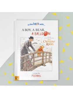 Personalised Christopher Robin Story Book