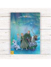Disney Frozen Northern Lights Story Book