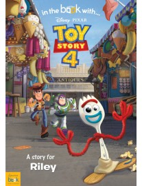 Disney Toy Story 4 Story Book