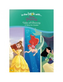 Disney Princesses Tales of Bravery Personalised Storybook