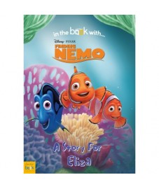 Disney Finding Nemo Personalised Storybook