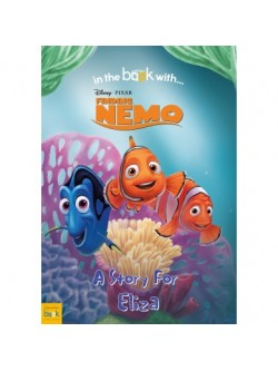 Disney Finding Nemo Personalised Storybook