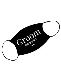 Groom Face Covering
