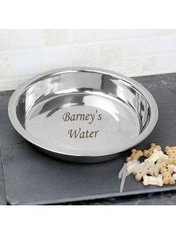 Engraved Pet Bowl
