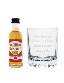 Southern Comfort Miniature Set