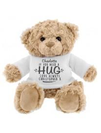 If You Need a Hug Teddy