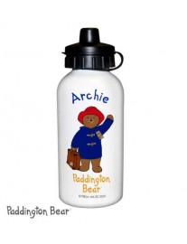 Persomalised Paddington Bear drinks Bottle