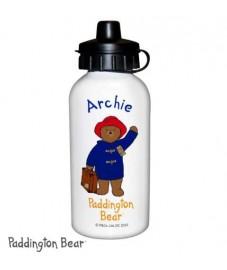 Persomalised Paddington Bear drinks Bottle