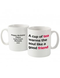 Good Friend Mug - Personalised