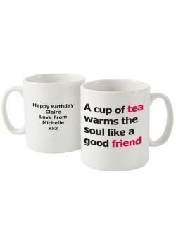 Good Friend Mug - Personalised