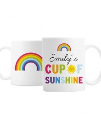 Rainbow Cup Of Sunshine Mug