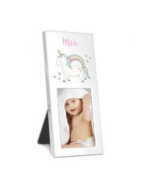 Baby Unicorn 3x2 Photo Frame