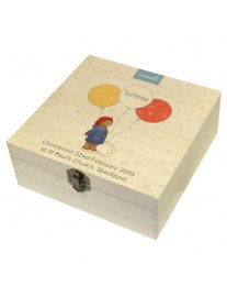 Paddington Bear Balloon Memory Box