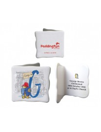 Paddington Bear Message Card