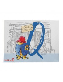 Paddington Bear Wall Canvas