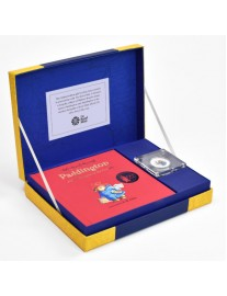 Paddington Bear Royal Mint Silver Collection Box