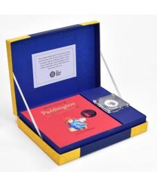 Paddington Bear Royal Mint Silver Collection Box