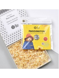 Personalised Paddington Bear Uncirculated 50p in Gift Box