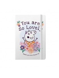 Peppa Pig 'Mummy Pig' Floral Notebook