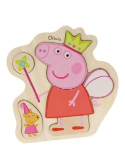 Peppa Pig Puzzle Tray