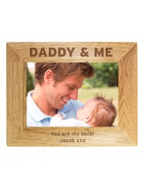 Personalised Daddy & Me