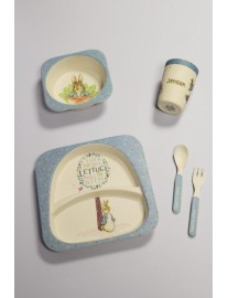 Personalised Peter Rabbit Dinner Set