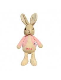 Personalised My 1st Flopsy Soft Toy