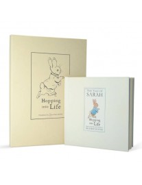 Personalised Peter Rabbit Hopping Into life Storybook