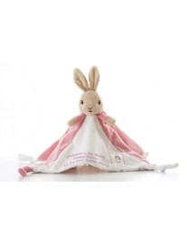 Personalised Peter Rabbit Comfort Blanket