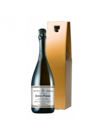 Personalised Prosecco with Classic White Label