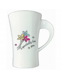 'Especially For You' Bone China Twist Handle Mug