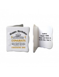 Birthday Celebration Message Card