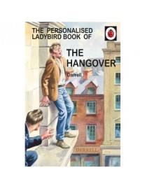 Personalised 'The Hangover' Ladybired Book