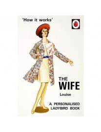 Personalised 'The Wife' Ladybird Book