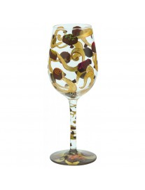 Lolita Chocoholic wineglass