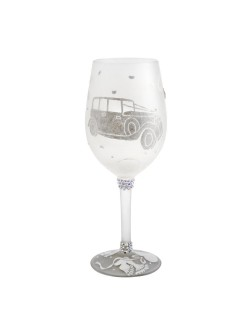 Lolita Happy Ever After For Him Wine Glass